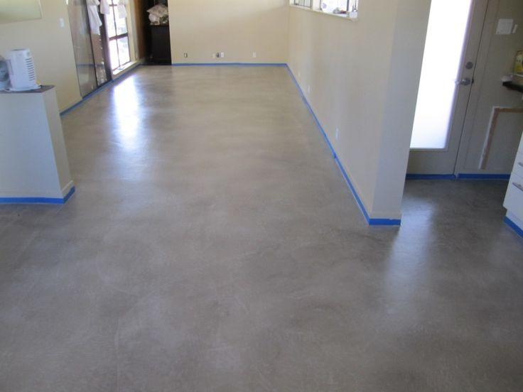 How To Stain Concrete Floors  DESIGN  floor  Concrete