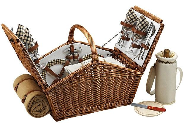 Five of the best picnic hampers - Telegraph