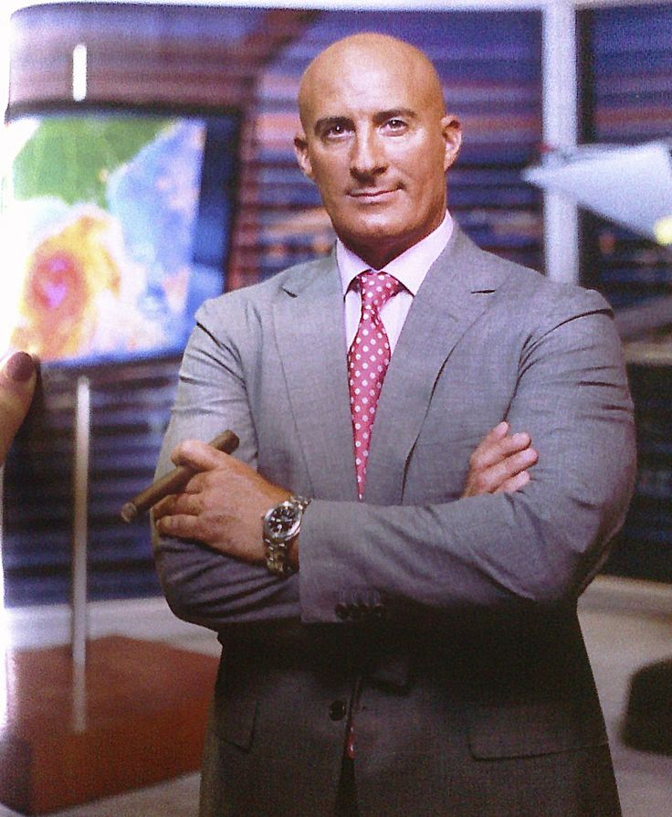 Jim Cantore: Weather Stud.