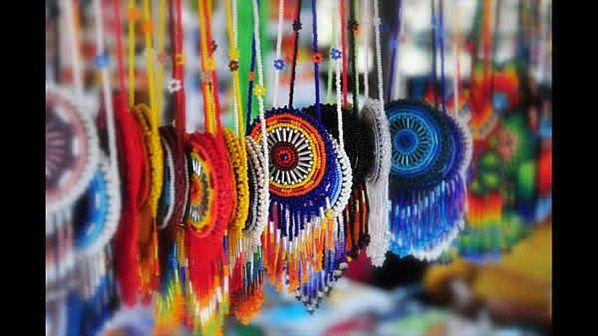 Collares de Nayarit: ARTESANIAS MEXICANAS