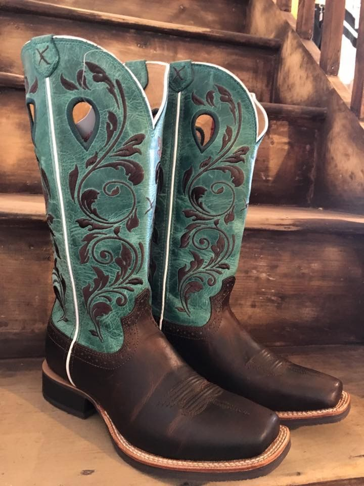 Twisted X cowboy boots