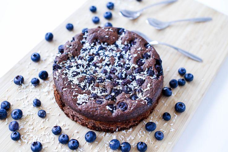 Lakua ja mustikkaa – voiko parempaa yhdistelmää edes löytyä? Tämä proteiinipitoinen kakkuni ei sisällä gluteenia,...
