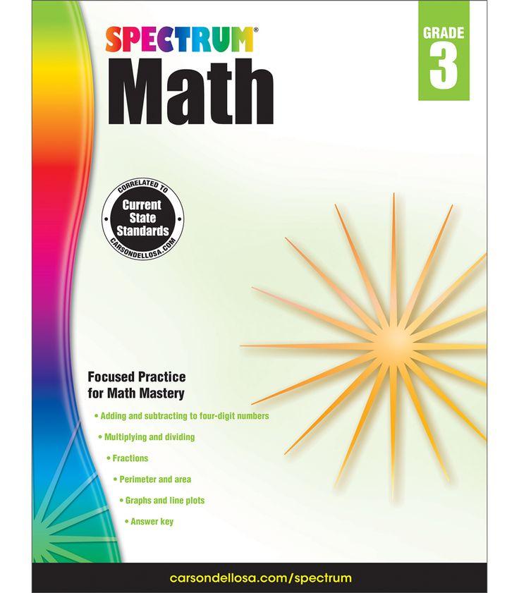 80 best lesson plans images on pinterest lesson planning lesson spectrum math workbook fandeluxe Choice Image