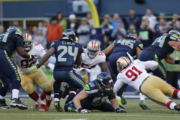 Seahawks vs. 49ers: Latest News and Notes Ahead of Thursday Night Football By Laureen Irat , Featured Columnist Oct 22, 2015