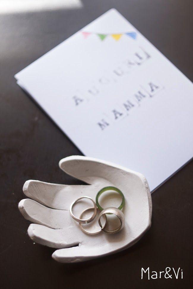 Regalino per la Festa della Mamma, tutorial in italiano