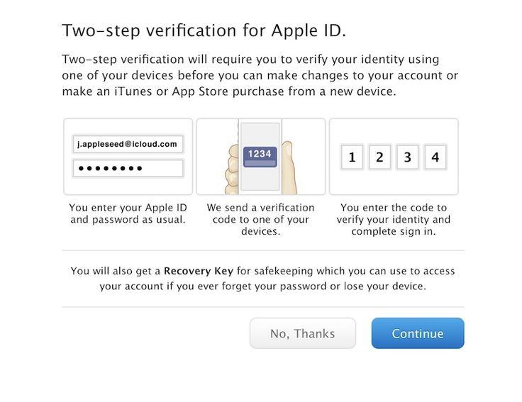 Cum Sa Setati Two-Factor Authentication pentru Apple ID