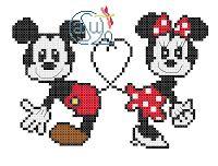 CaSuLo by CarlaSB: Minie e Mickey