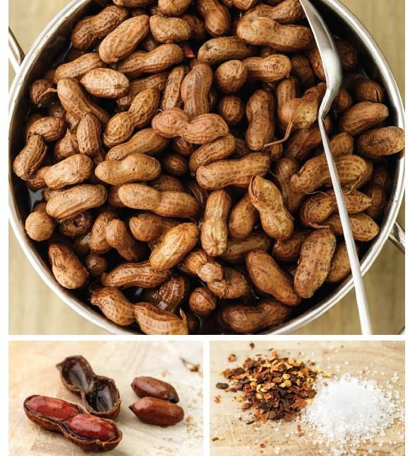 """For Recipe: CLICK on PIC and when taken to 2nd pic click again..ROADSIDE BOILED PEANUTS...  ...Recipe by George Stella... ...For tons more Low Carb recipes visit us at """"Low Carbing Among Friends"""" on Facebook"""