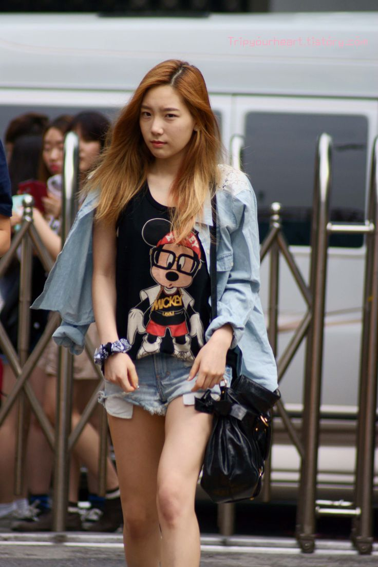 The Gallery For Taeyeon Snsd Fashion Style