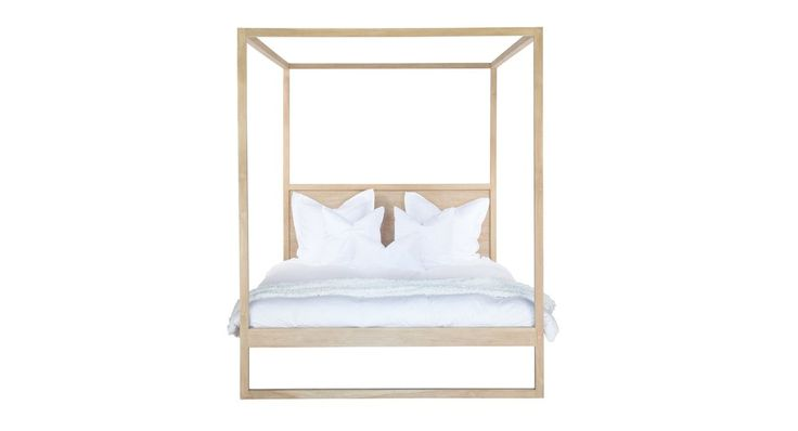 Strand Poster Bed | Reclaimed