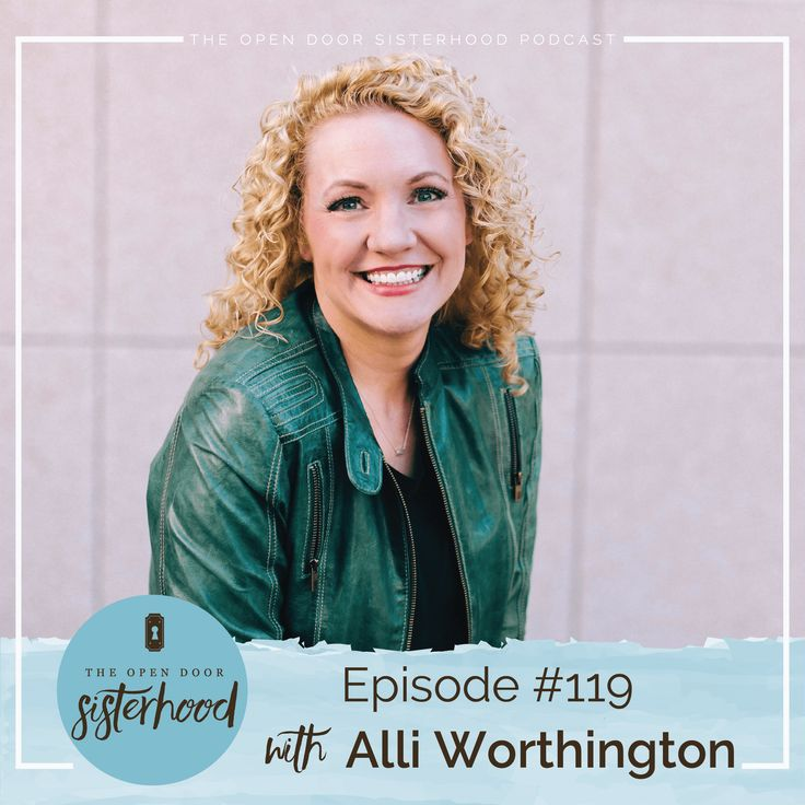 """Sister Interview: Alli Worthington 