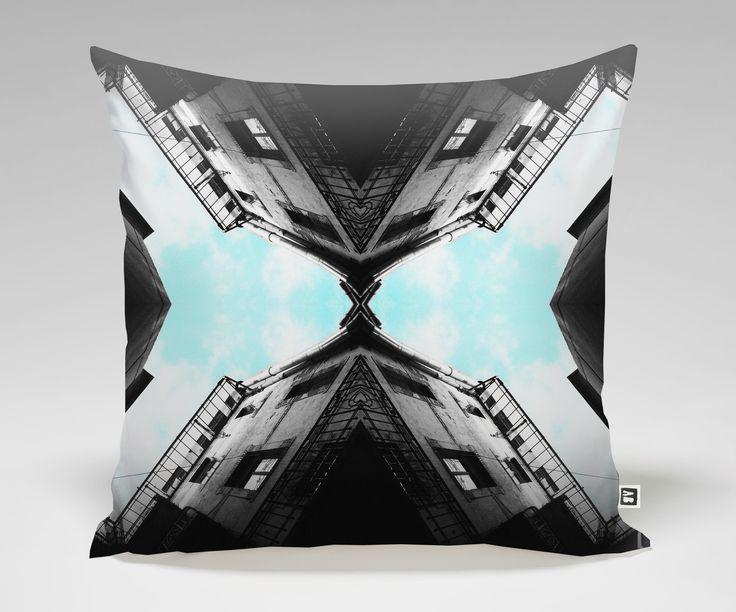 CLO Pillow #13 Interior Garden 2