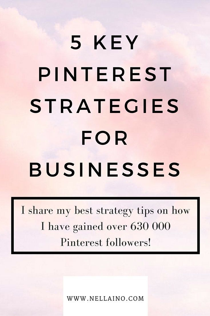 Pinterest for business expert best tips for businesses: 5 key Pinterest strategies. You need to be a visual storyteller, learn to curate and be consistent in your pinning. Learn how to gain more impressions, followers and connection with your audience on Pinterest. Pinterest for business expert recommends that businesses follow these key strategies to master their Pinterest presence. Check out if you already know what to do…