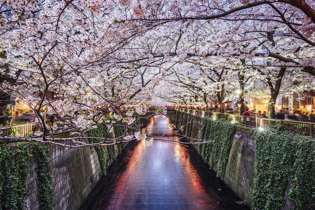 Here S Where You Should Actually Travel This Spring Relaxing Weekend Getaways Japan Best Places To Travel