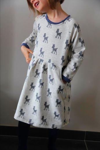 Crash-test robe China Girl Ottobre. Je vous dis tout dans l'article. Blog LaisseLuciefer.