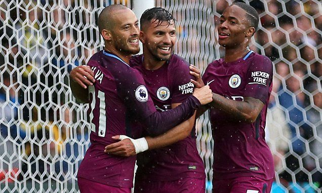 Leicester vs Man City LIVE plus rest of Premier League