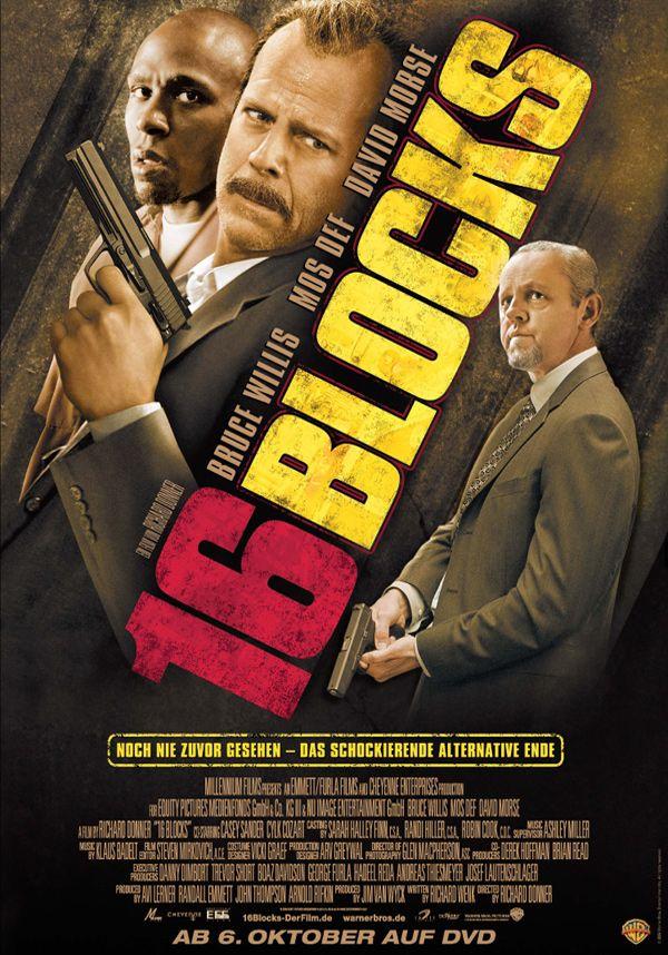 16 Blocks Movies Download Movies English Movies