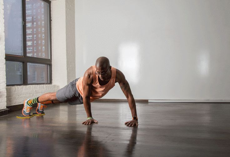 16. Plank Kick-Out #fitness #workout #bodyweight http://greatist.com/move/sliders-workout
