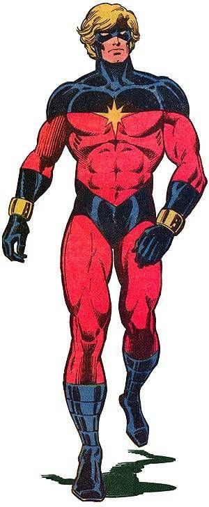 Captain Marvel (Mar-Vell) Avengers Annual #16
