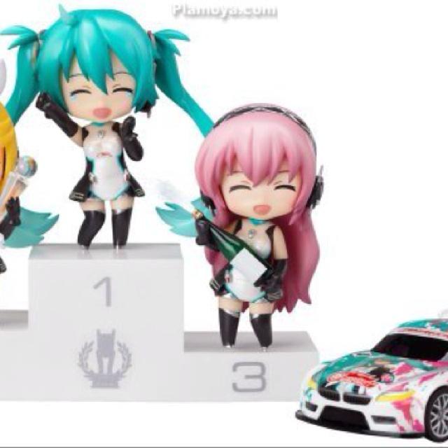 Vocaloid chibi action figures!