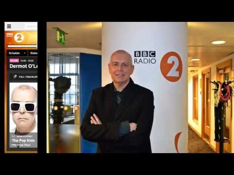 Dermot O'Leary interview with Neil Tennant BBC Radio2 (20 Feb 2016 part 1)