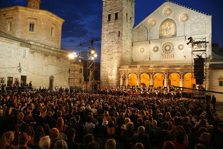 Festival 2 Mondi, Spoleto - Umbria