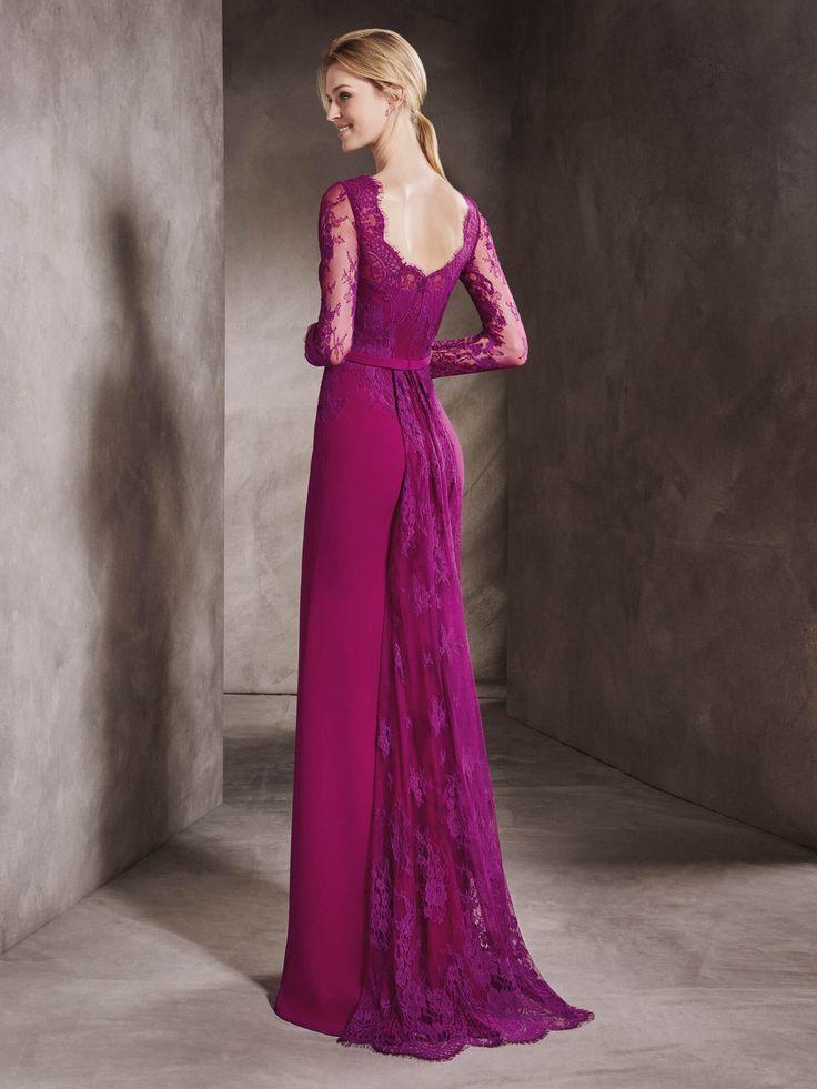 99 mejores imágenes de vestidos en Pinterest | Vestidos de novia ...