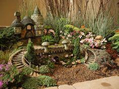 Jardines en miniatura                                                       …