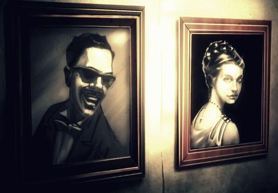 New Vegas: Dead Money || Dean Domino and Vera Keys