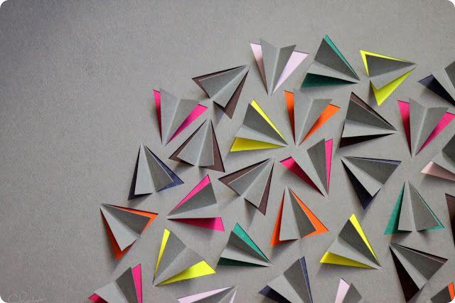 papel corte relevo