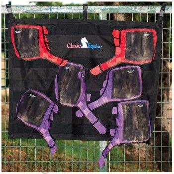 Classic Equine Velcro Hanging Boot Wash Rack