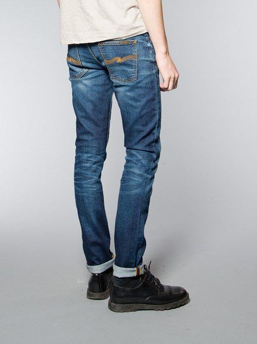 Grim Tim Cold Crisp - Nudie Jeans Online Shop
