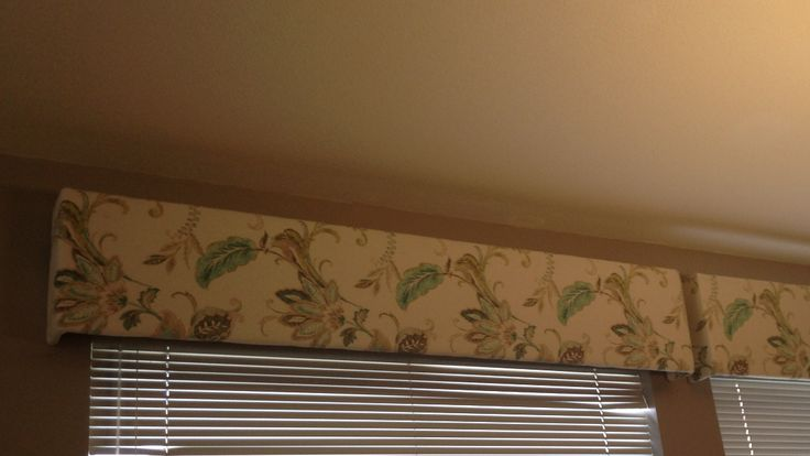 Cornice's built and covered by me