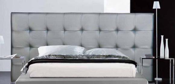 25 best cabeceros de cama tapizados ideas on pinterest - Respaldos para camas ...