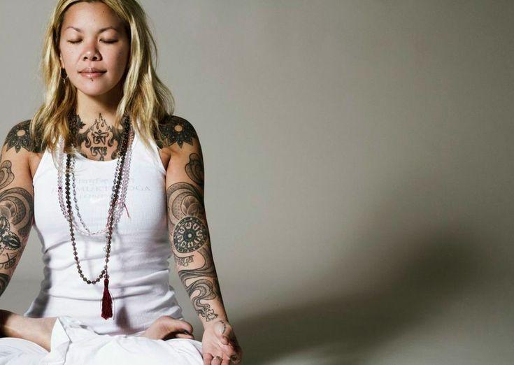 Yoga Ink: Top yogis show us their tats