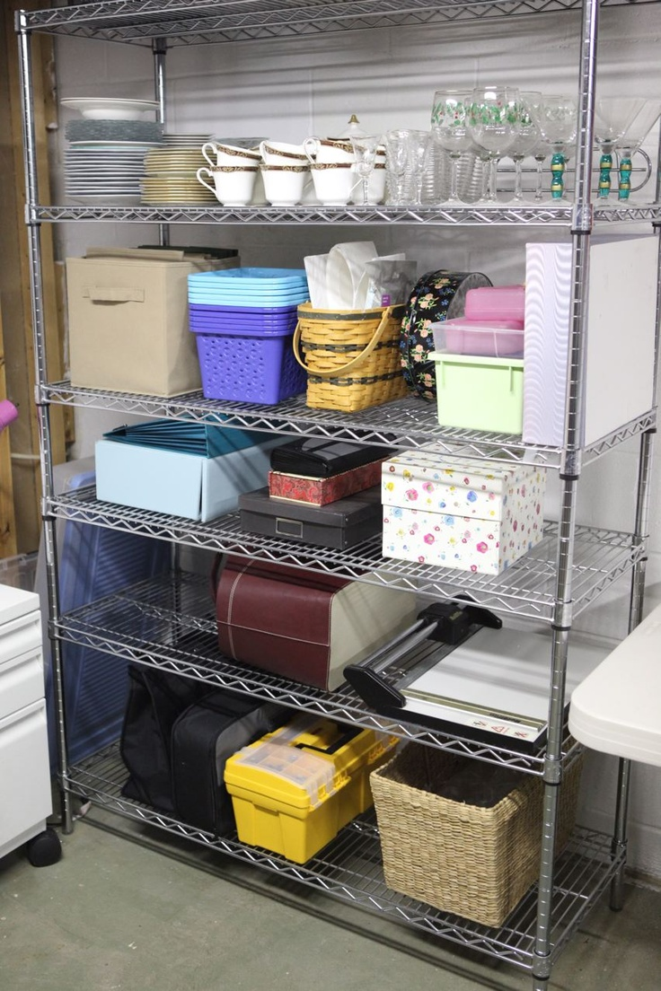 good shelf for clothes storage