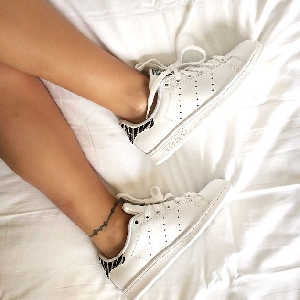 Adidas Stan Smith Zebra Print