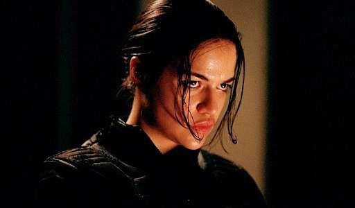 Michelle Rodriguez, Resident Evil