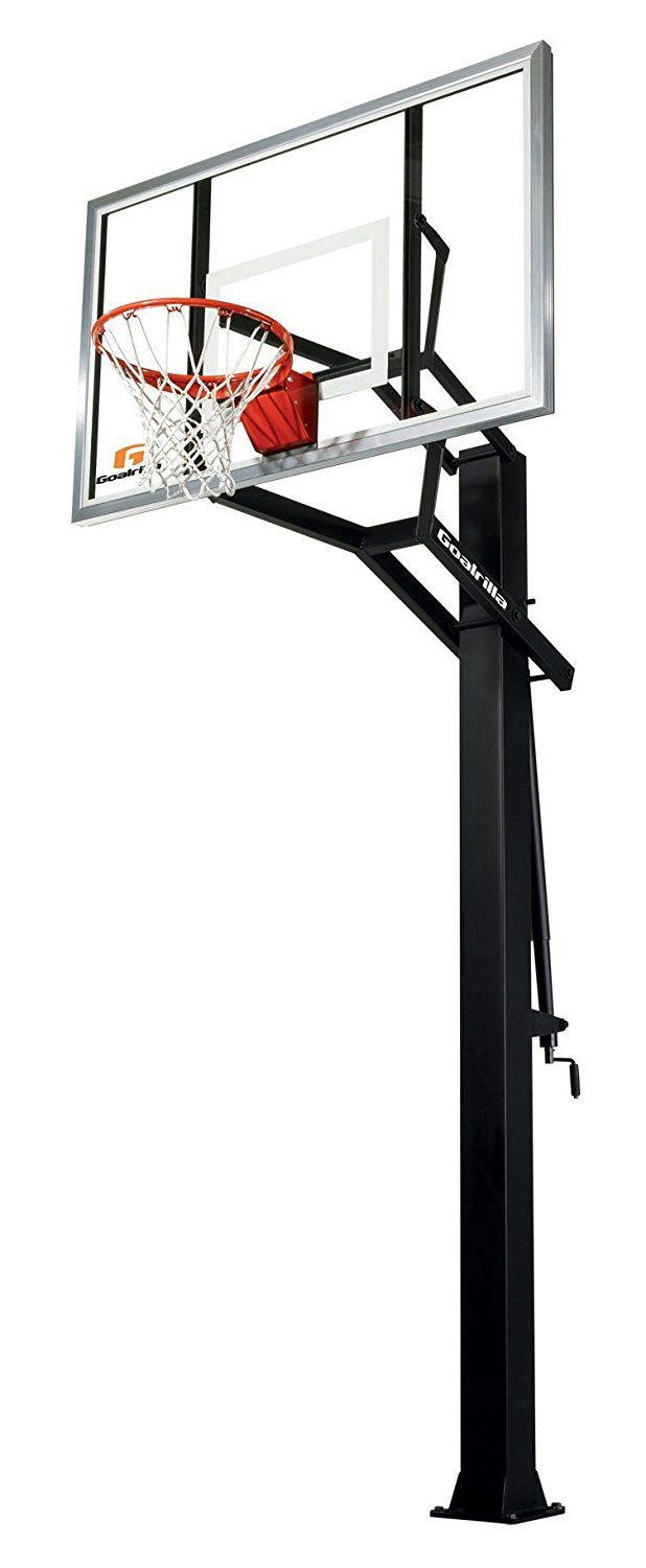 73 Best In Ground Basketball Hoops Images On Pinterest Basketball Goals Basketball Hoop And