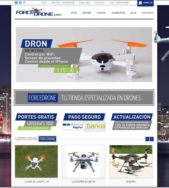 Forcedrone.com