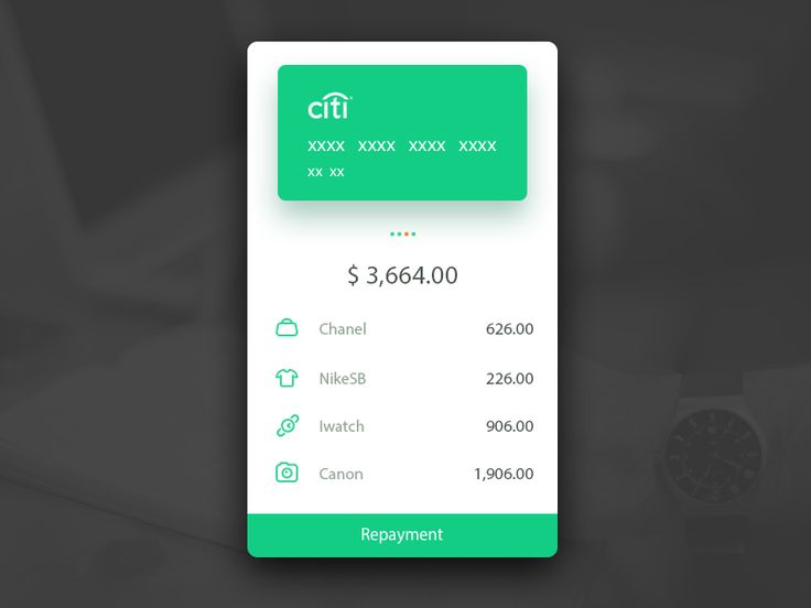 Hey,guys!   Wallet app, hope u like it!!!