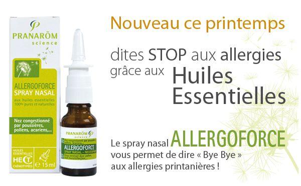Allergoforce Rhinite allergique