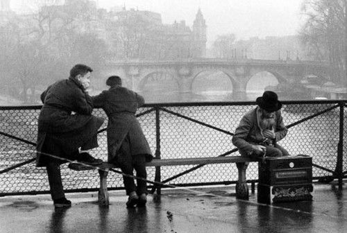 Willy Ronis - Paris, 1960s