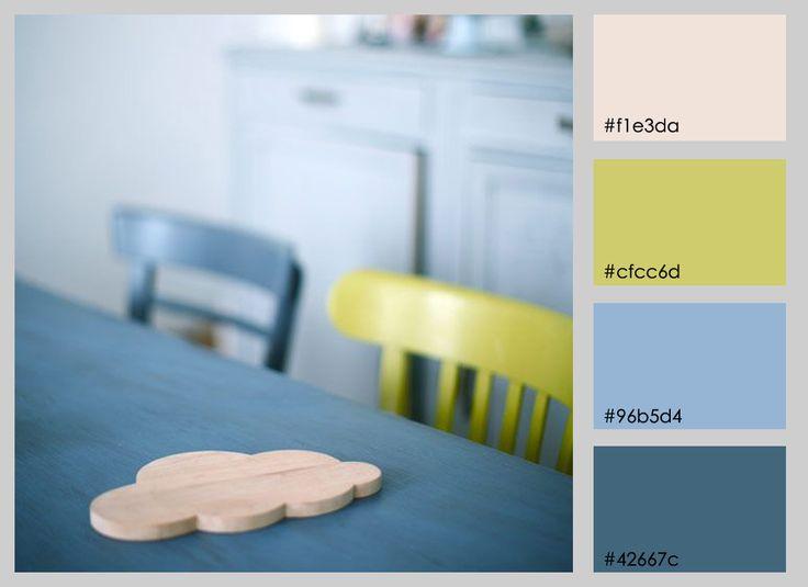 Paletas de color (I)