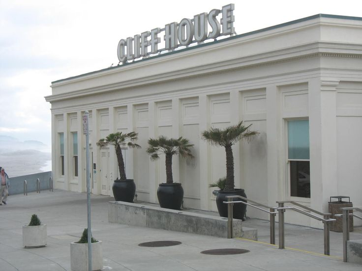 Cliff House San Francisco Photos   cliff house front view