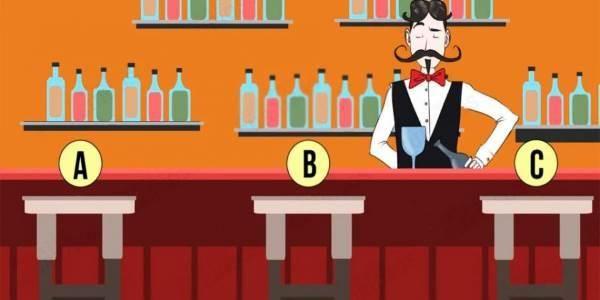 Test personalità: su quale sgabello sceglieresti di sederti?