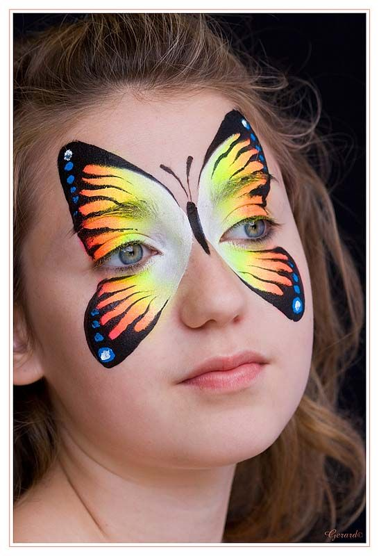 116 best Face Painting images on Pinterest Face paintings Make