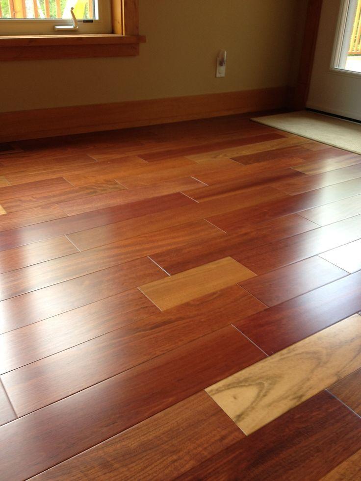 how to clean a hardwood floor in a snap - Hardwood Floor Polish