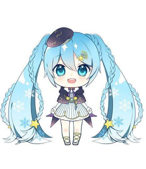 Image Result For Snow Miku 2017 Theme