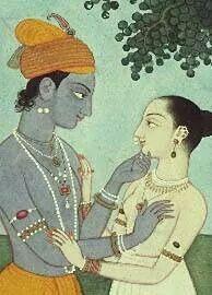 Krishna & Rahda